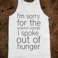 Hunger - Protego - Skreened T-shirts, Organic Shirts, Hoodies, Kids Tees, Baby One-Pieces and Tote Bags