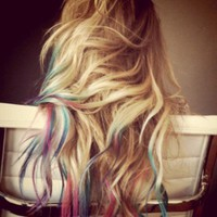 Chalk It Up! Hair Color Chalk
