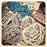 junk gypsy patches!! | gypsyville