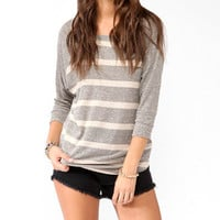 Striped Dolman Top | FOREVER 21 - 2044225575