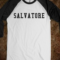 Salvatore - Elle Accessories: Vampire Diaries Collection - Skreened T-shirts, Organic Shirts, Hoodies, Kids Tees, Baby One-Pieces and Tote Bags