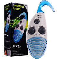Am/fm Shower Radio | Home Living | SkyMall