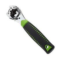 EZ Tools Ratchet Wrench Adjustable Spin n Lock Technology — QVC.com
