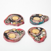 Ham Hock Coaster Set - Living