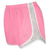 "Nike Dri-Fit 3.5"" Zig Zag Tempo Short - Women's at Lady Foot Locker"