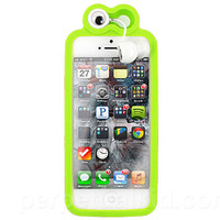 FROGGY IPHONE 5 CASE &amp;amp; EARBUDS