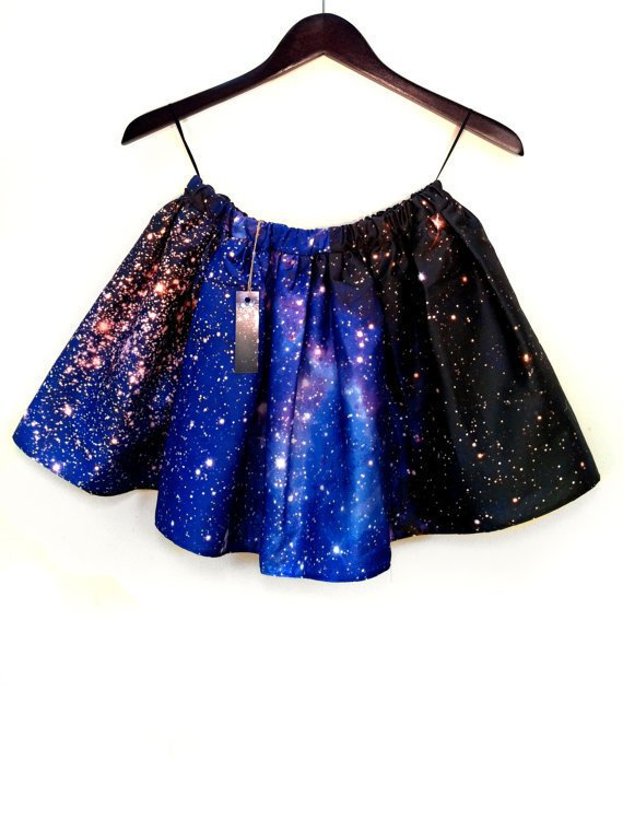 Small Magellanic Cloud Nebula Skirt by shadowplaynyc