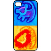 IPhone 5 Case idea case lion king case movie case cartoon case