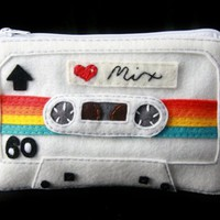 Special Edition Mixtape Pouch  Love Mix 
