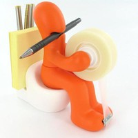 Butt Station Desktop Organizer