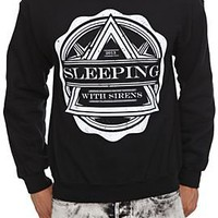 Sleeping With Sirens Crest Pullover Sweatshirt 2XL - 10003373