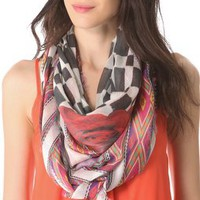 Athena Procopiou The Roses Tribal Games Scarf | SHOPBOP