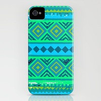 Under The Sea Pattern iPhone Case by Romi Vega