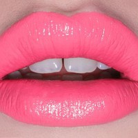 LIME CRIME Candyfuture Opaque Lipstick - Geradium