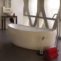 Americh Contura 7232 Tub (72&quot; x 32&quot; x 28&quot;)
