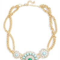 Creme de la Creme de Menthe Necklace | Mod Retro Vintage Necklaces | ModCloth.com