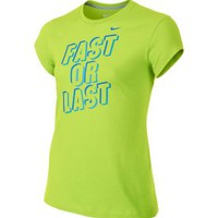Nike Girls' Fast or Last T-Shirt - Dick's Sporting Goods