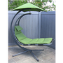 The Zero Gravity Hammock Chair  @ Sharper Image