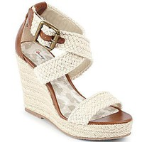 Olsenboye Swirley Wedge Sandal : shoes : best prices : jcpenney