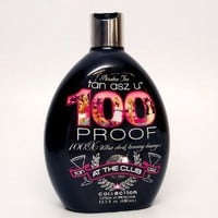 Amazon.com: Tan Asz U 100 PROOF 100X Ultra Dark Tanning Bronzer - 13.5 oz.: Beauty