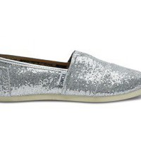 Silver Youth Glitters | TOMS.com