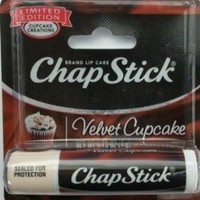 ChapStick Velvet Cupcake, 0.15oz: Health &amp; Personal Care