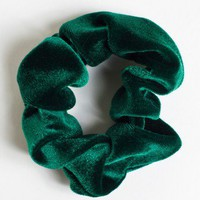 Velvet Scrunchie | Scrunchies | Accessories' Headwear | American Apparel