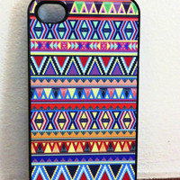 Iphone 4 Case  Aztec Design Iphone Case for Iphone by fundakcases