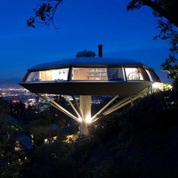 Chemosphere House by John Lautner