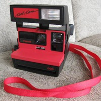 Polaroid Cool Cam Instant 600 Film Camera