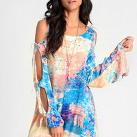 Young Blood Speckled Dress By One Teaspoon - $162.00 : ThreadSence, Women's Indie & Bohemian Clothing, Dresses, & Accessories
