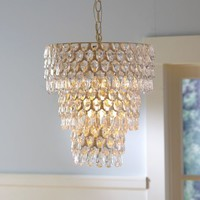 Teardrop Chandelier