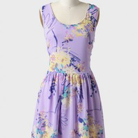 wishing for sunshine floral dress at ShopRuche.com