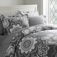 Fleur Duvet Cover + Sham