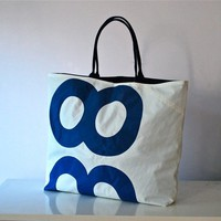Custom Recycled Sail Big Tote by reiter8 on Etsy