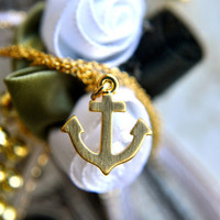 Anchor me Down Necklaces