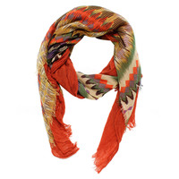 Manhattan Hat Co. Southwestern Print Scarf | Shopko.com