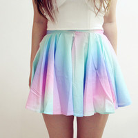 Rainbow Skorts