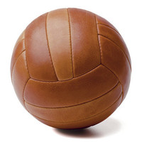 Manufactum Leather Football - Manufactum