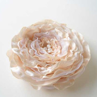 Bridal Accessories Hair Flower Clips Headpieces for Brides Wedding White Ivory Floral
