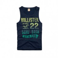 Discount China Wholesale Hollister Mens Tank [#OLSK52232]- US$13.50 - ollamode.com