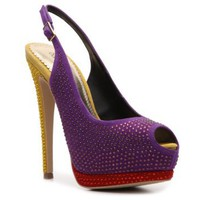 Sole Obsession Berne Pump Peep Toes Pumps & Heels Women's Shoes - DSW