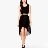 High-Low Shift Dress | FOREVER 21 - 2021803581