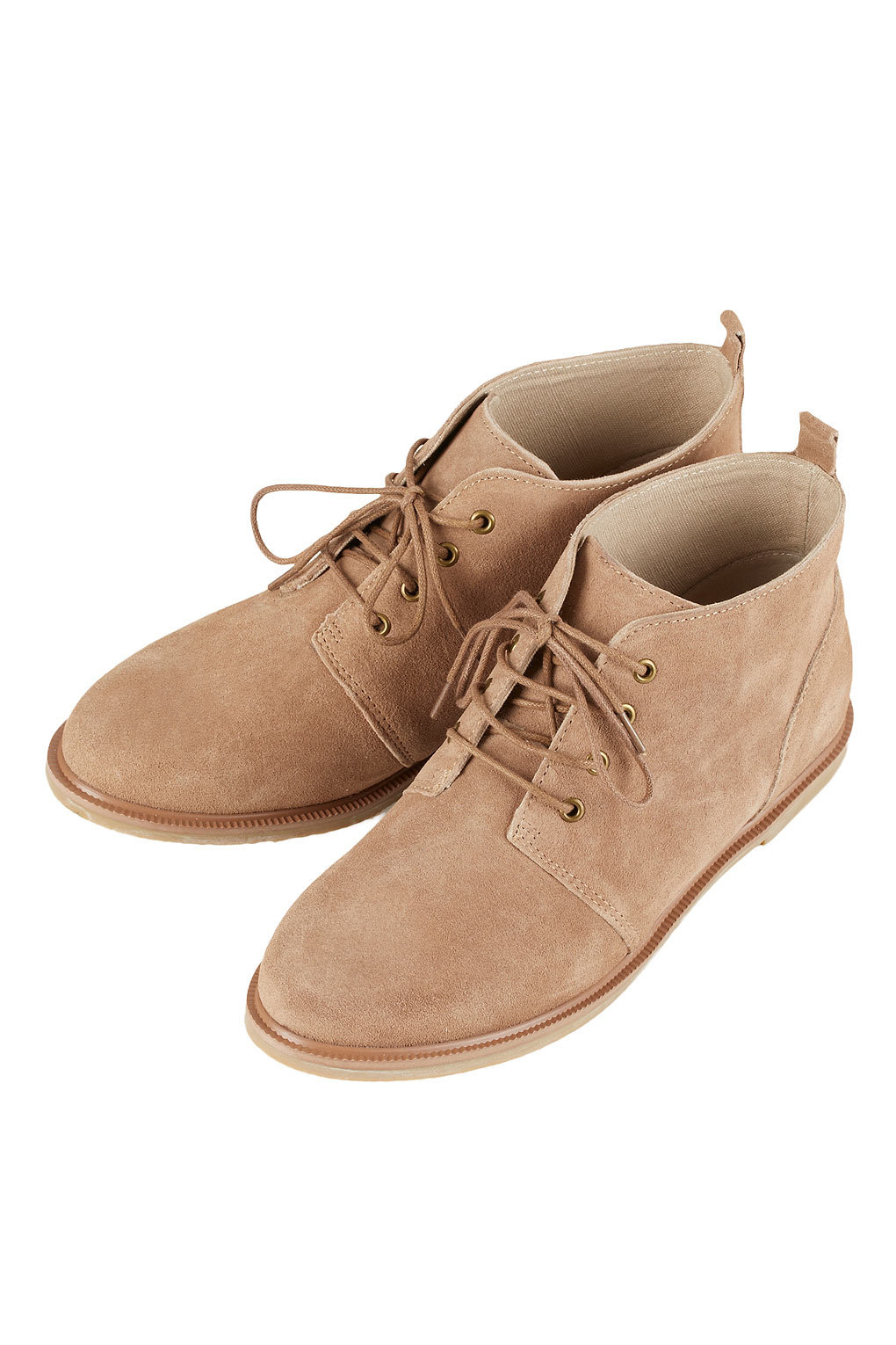 marsden suede desert boots boots from topshop shoes