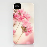 Pink Azaleas iPhone Case by Erin Johnson | Society6