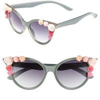 BP. Rosette Cat's Eye Sunglasses | Nordstrom