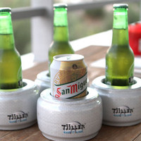 The Tjiller Beer Chiller - buy at Firebox.com
