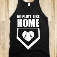 No Plate Like Home (Dark Tank)