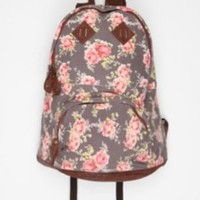 UrbanOutfitters.com > Carrot Floral Patch Backpack
