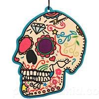 SUGAR SKULL AIR FRESHENER